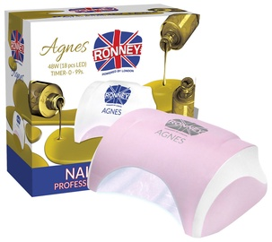 Ronney Agnes GY-LED-032 48W Nail LED Lamp Pink