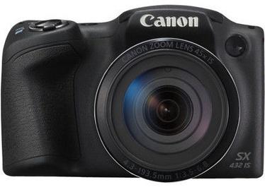 Canon PowerShot SX432 IS Black