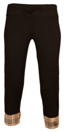Bars Womens Sport Breeches Black/Beige 98 M