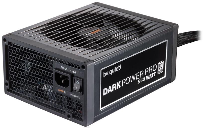 Be Quiet! ATX 2.4 Dark Power Pro 11 550W BN250