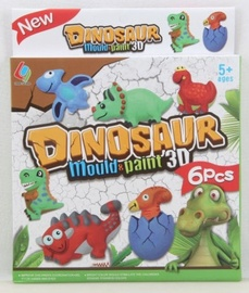 Dinosaur Mould & Paint 3D