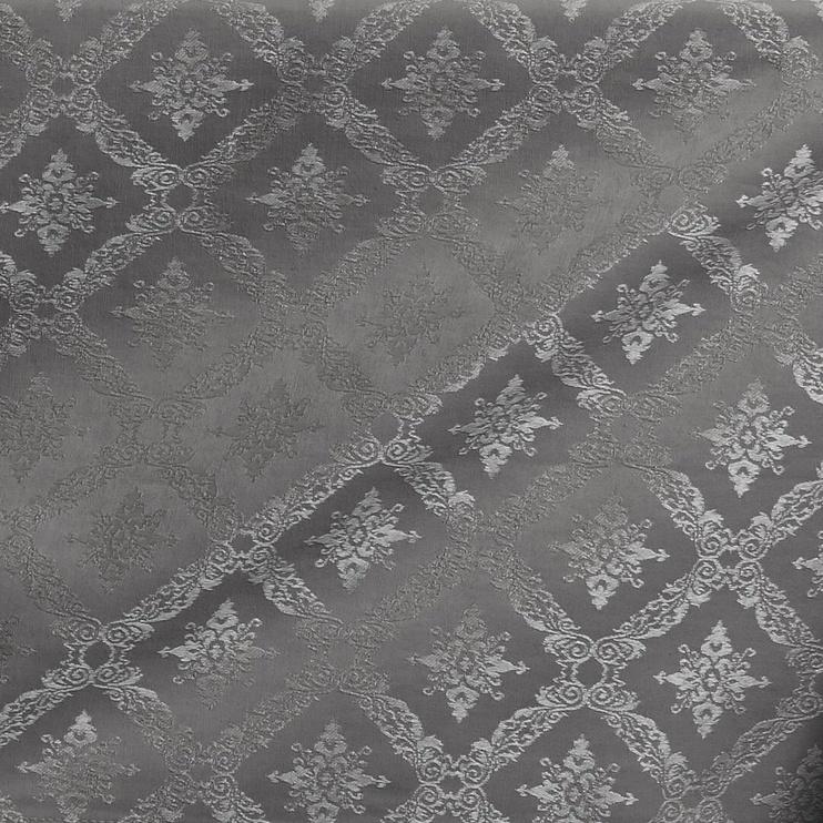 Скатерть DecoKing Maya, серый, 2600 мм x 1750 мм