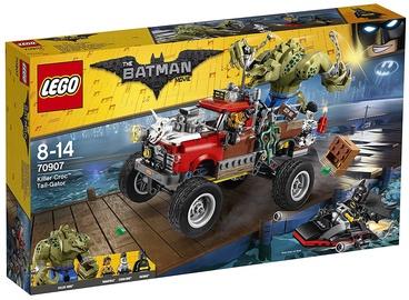 LEGO Batman Killer Croc Tail-Gator 70907
