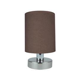 LAMPA GALDA T18015 60W E14 BRŪNA (DOMOLETTI)