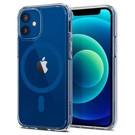 Чехол Spigen Ultra Hybrid Mag Magsafe for iPhone 12/12 Pro, синий