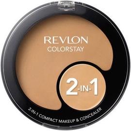Revlon Colorstay 2-in-1 Compact Makeup & Concealer 12.3g 180