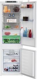 Холодильник Beko BCNA275E4SN, морозильник снизу