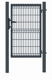 Vārti Garden Center Gate RAL7016 1000x1530mm Grey