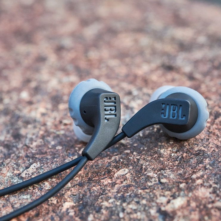 Ausinės JBL Endurance RUN In-Ear Black