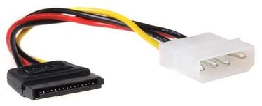 Maclean Adapter Molex to SATA 0.15m