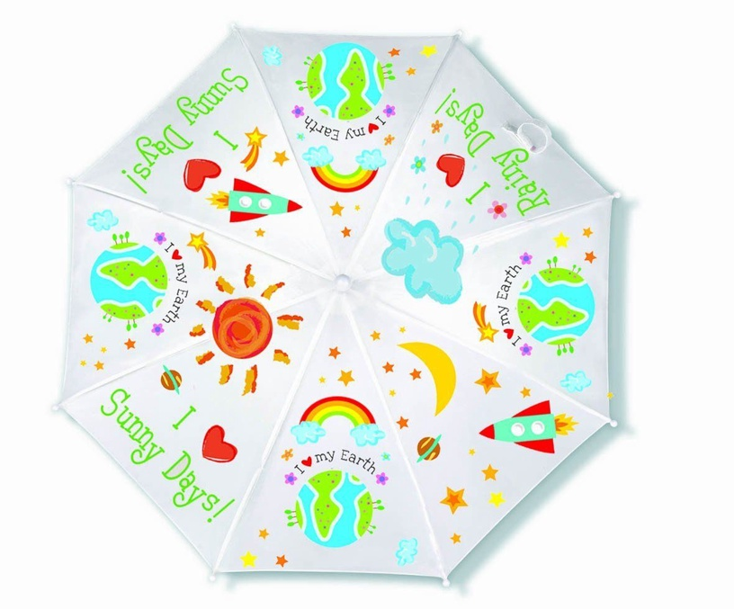 Dekorēšanas komplekts 4M Design Your Own Umbrella 4584