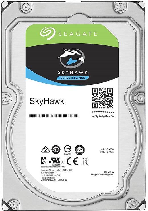 "Seagate Skyhawk Surveillance 8TB 7200RPM 256MB 3.5"" ST8000VX004"