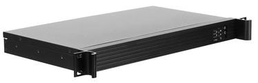 Netrack Server Case mini-ITX 1U Rack 19''