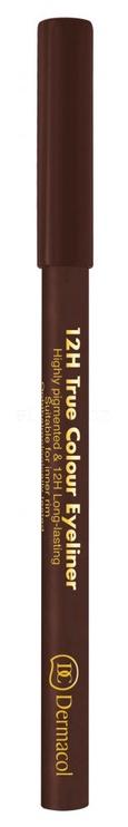 Dermacol 12h True Colour Eyeliner Pencil 0.28g 6