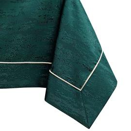 AmeliaHome Vesta Tablecloth PPG Bottle Green 140x320cm