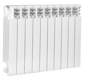 Aliuminio radiatorius Armatura Krakow – KFA 10 dalių