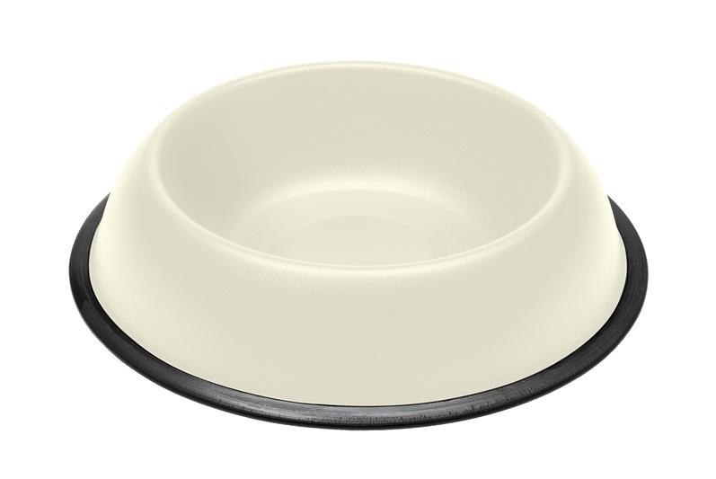 Söögikauss Ferplast Feeding Bowl Metal 0.5l White