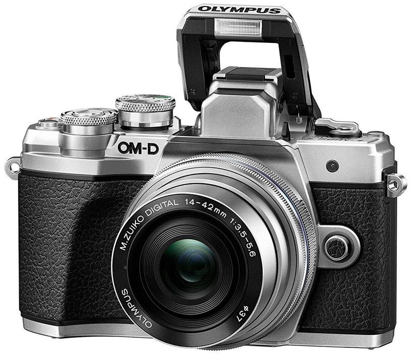 Olympus OM-D E-M10 Mark III + M.Zuiko Digital 14-42mm F/3.5-5.6 Silver