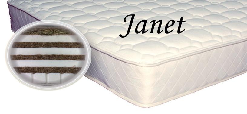 SPS+ Janet Orto 160x200x19