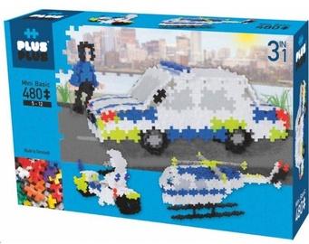 Plus-Plus Constructor Mini Basic Police Art.3770 480pcs