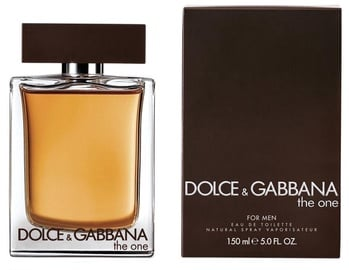 Tualetes ūdens Dolce & Gabbana The One For Men 150ml EDT