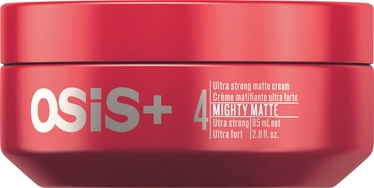 Juuksekreem Schwarzkopf Osis+ Magic Mighty Ultra Strong Matte, 85 ml
