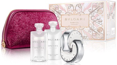 Bvlgari Omnia Crystalline 4pcs Set 65ml EDT