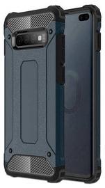 Hurtel Hybrid Armor Back Case For Samsung Galaxy S10 Plus Blue