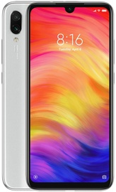 Mobilus telefonas Xiaomi Redmi Note 7 4/128GB Dual Moonlight White