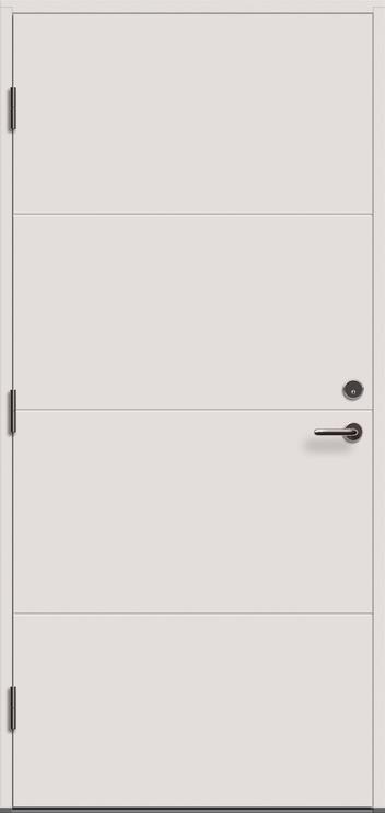 Lauko durys Viljandi Storo, 2088 x 890 mm, kairinės