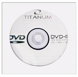 Esperanza 1290 Titanum DVD+R 16x 4.7GB Envelope 500pcs