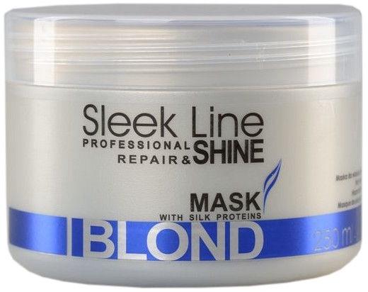 Stapiz Sleek Line Blond 250ml Mask
