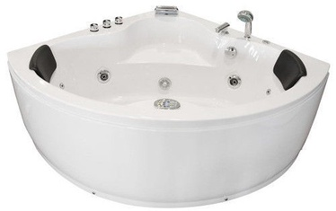 SN Bath AS1636 135x135x63cm White