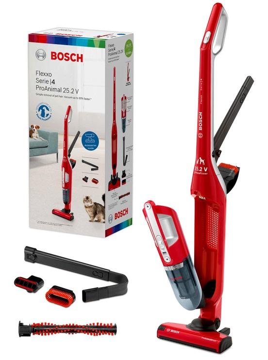 Пылесосы - швабры Bosch BBH3ZOO25