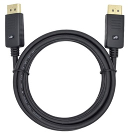 TB Cable DisplayPort / DisplayPort 1.8m Black