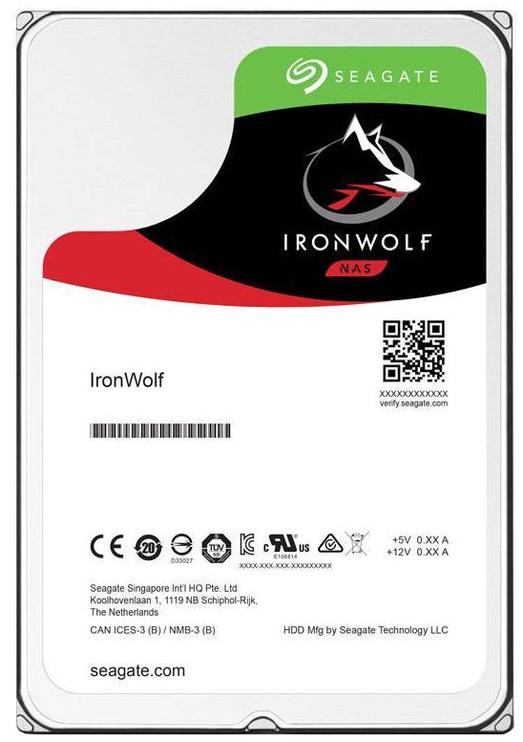 Seagate IronWolf Pro 10TB SATA3 7200RPM 256MB ST10000NE0004