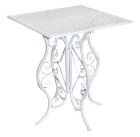Home4you Greta Table 60x60x70cm White