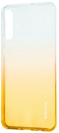 Evelatus Gradient Back Case For Samsung Galaxy A70 Gold