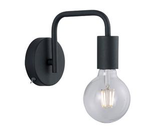 LAMPA SIENAS DIALLO MELNA E27