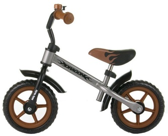 Vaikiškas dviratis Milly Mally DRAGON Balance Bike Classic 2145