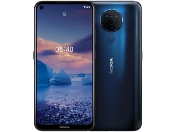 Mobilusis telefonas Nokia 5.4, mėlynas, 64GB/4GB