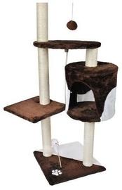 Skrāpis kaķiem Vangaloo Brown, 110 cm