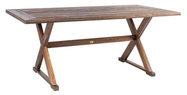Садовый стол Home4you Farmer Brown, 180 x 95 x 76 см