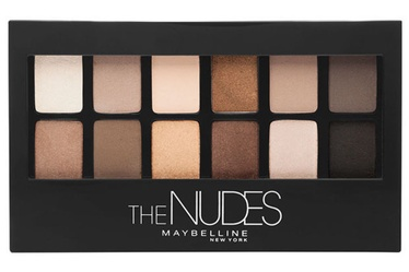 Acu ēnas Maybelline The Nudes, 9.6 g
