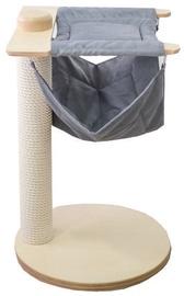Skrāpis kaķiem Luxucat Cotton Rope Grey SK3A