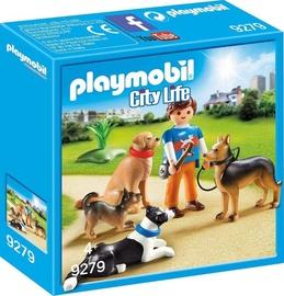 Konstruktorius Playmobil City Life 9279, nuo 4 m.