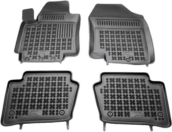 Резиновый автомобильный коврик REZAW-PLAST Hyundai i20 2008-2014, 4 шт.