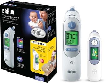 Braun ThermoScan 7 IRT 6520 + Toy