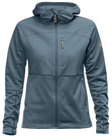 Fjall Raven Abisko Trail Fleece Jacket Blue M