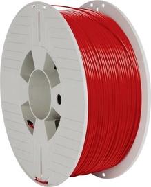 Расходные материалы для 3D принтера Verbatim PLA, 335 м, красный